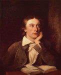 John Keats, Portrait by William Hilton, after Joseph Severn (National Portrait Gallery, London).